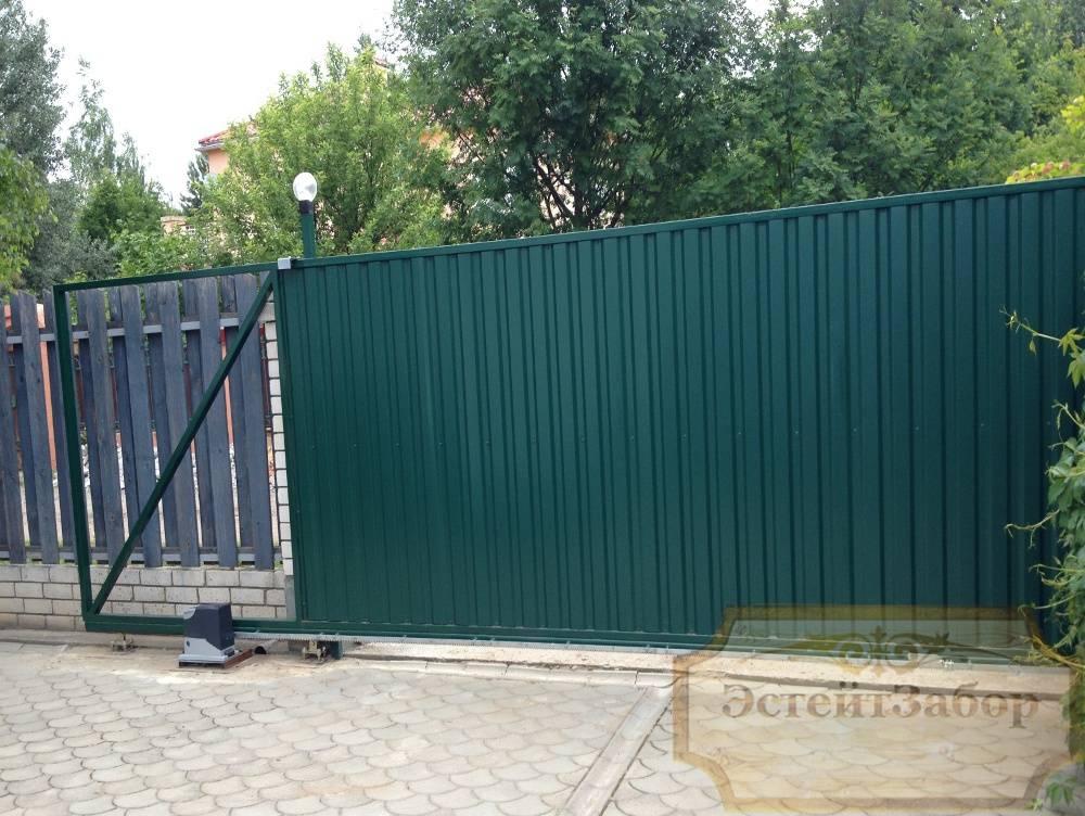 Цена ворот оренбург ворота автоматические распашные в краснодаре